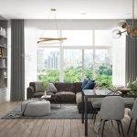 Cho thuê nhanh căn 69m2 – 2PN Botanica Premier, tầng trung, full nội thất đẹp – Giá chỉ 18 triệu/tháng