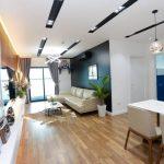 Botanica Premer Tân Bình cho thuê gấp giá tốt tháp B căn 52m2 – 1 phòng ngủ, full nội thất giá 15 triệu bao phí