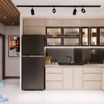 Cho thuê căn hộ 2PN 75m2 gần sân bay, dự án Botanica Tân Bình. Giá thuê 19 triệu, full nội thất cao cấp