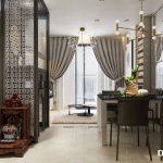 Bán gấp căn hộ 1 phòng ngủ Botanica Premier đường Hồng Hà, HTCB giá chỉ 2,5 tỷ