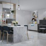 Căn số 8 Botanica Premier 2 phòng ngủ 71m2 cần cho thuê gấp, nội thất đầy đủ – Giá 18 triệu/tháng
