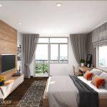 Botanica Premier 2PN – 56m2 cho thuê nhanh giá tốt chỉ 16 triệu/tháng, full nội thất mới đẹp – 0909 800 965