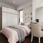Cho thuê căn góc 3PN 92m2 chung cư Botanica Premier Hồng Hà – tầng trung, view đẹp