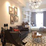 Cho thuê căn hộ Novaland gần sân bay 1 phòng ngủ 56m2, full nội thất xịn. Giá chỉ 16 triệu