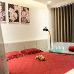 Cho thuê căn hộ 3PN full nội thất Botanica Hồng Hà, tầng trung view công viên – Giá 22 triệu