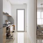 Cho thuê căn hộ mini 35m2 tại Botanica Premier, đầy đủ nội thất. View Đông. Giá 11.5 triệu/tháng