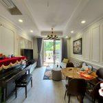 Bán căn hộ cao cấp 2PN 2WC 71m2 nội thất đẹp, căn số 8 chung cư Botanica Premier gần sân bay. Giá 4.2 tỷ
