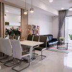 Cho thuê căn hộ Botanica Premier 3PN, 2WC, 92m2 giá tốt 21tr/tháng