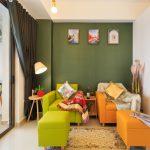 Thuê ngay chung cư cao cấp 1PN 1WC full nội thất chỉ 18tr/th vào ở ngay tại Botanica Premier