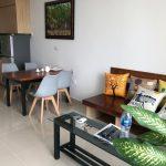 Căn 2 phòng ngủ 69m2 đủ nội thất chỉ 16.5tr chung cư Novaland Botanica Premier Tân Bình